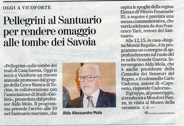 La Stampa - 24 Maggio 2019