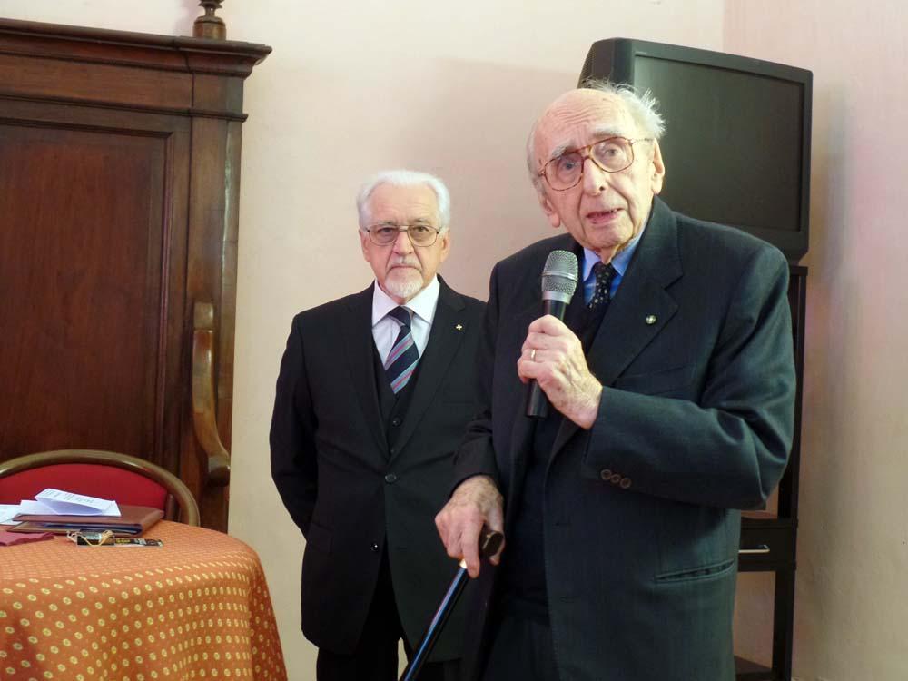 Il saluto dell'On. Nerio Nesi, Presidente della Fondazione Cavour di Santena