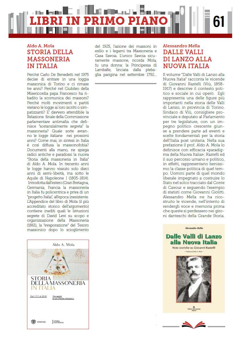 Protagonisti in Piemonte