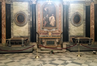Santuario di Vicoforte, le Tombe Reali