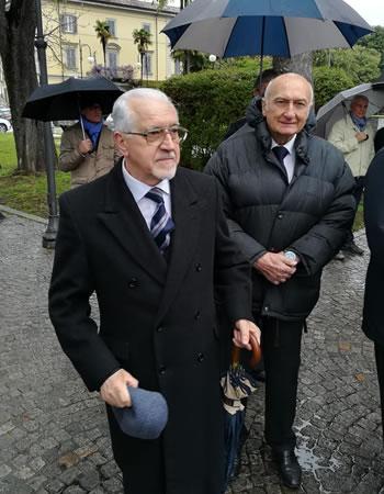 Aldo Mola e Gianni Stefano Cuttica